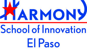 An image of the Harmony School of Innovation at El Paso logo.