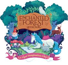 An image for the Enchanted Forrest Book Fair