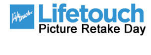 An image of the Lifetouch company logo for picture retake day